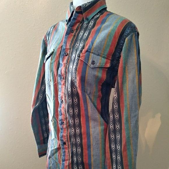 c7bad0f0 M_5b86abfcc89e1d9736b40920. Other Tops you may like. Wrangler sleeveless western  shirt ...